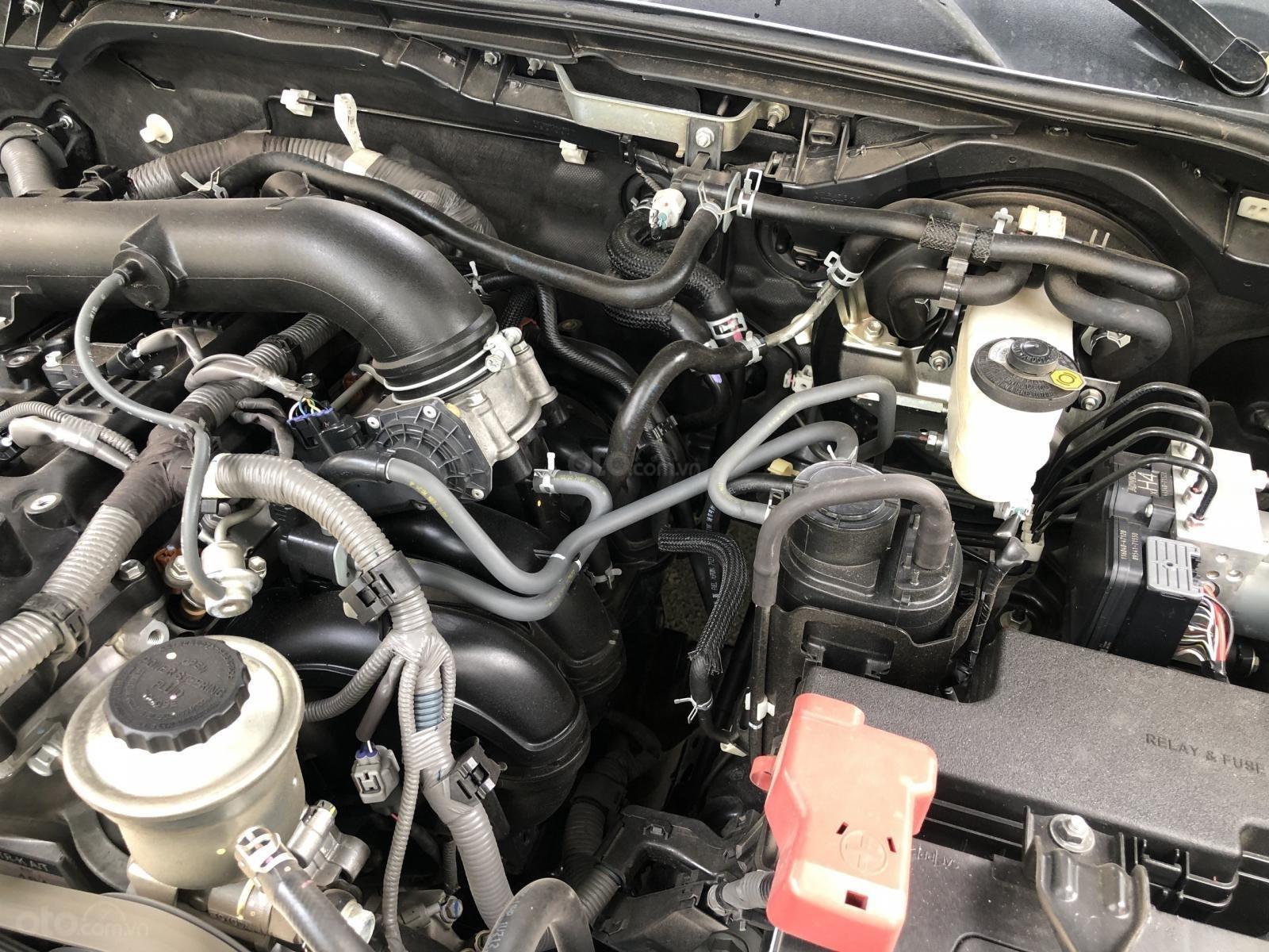 Gia Hưng Auto bán xe Toyota Fortuner 2.7V màu đen sản xuất 2017 bản 4x2 AT (9)