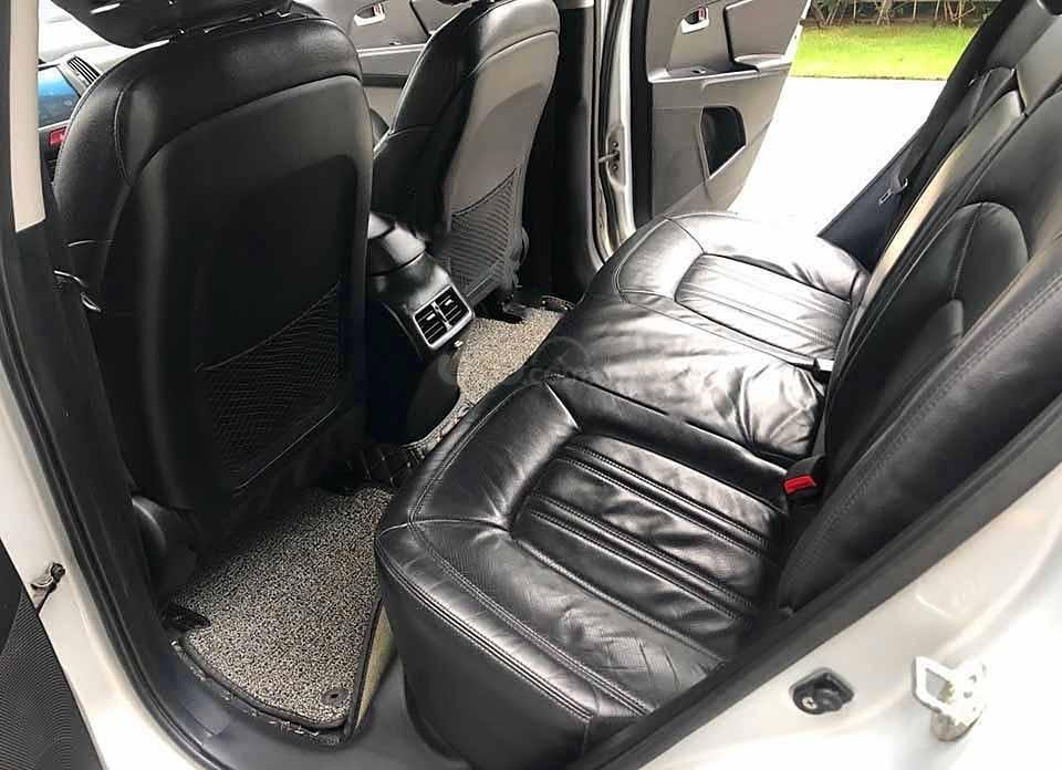 Bán xe Kia Sportage 2011, màu bạc, xe nhập chính chủ (4)