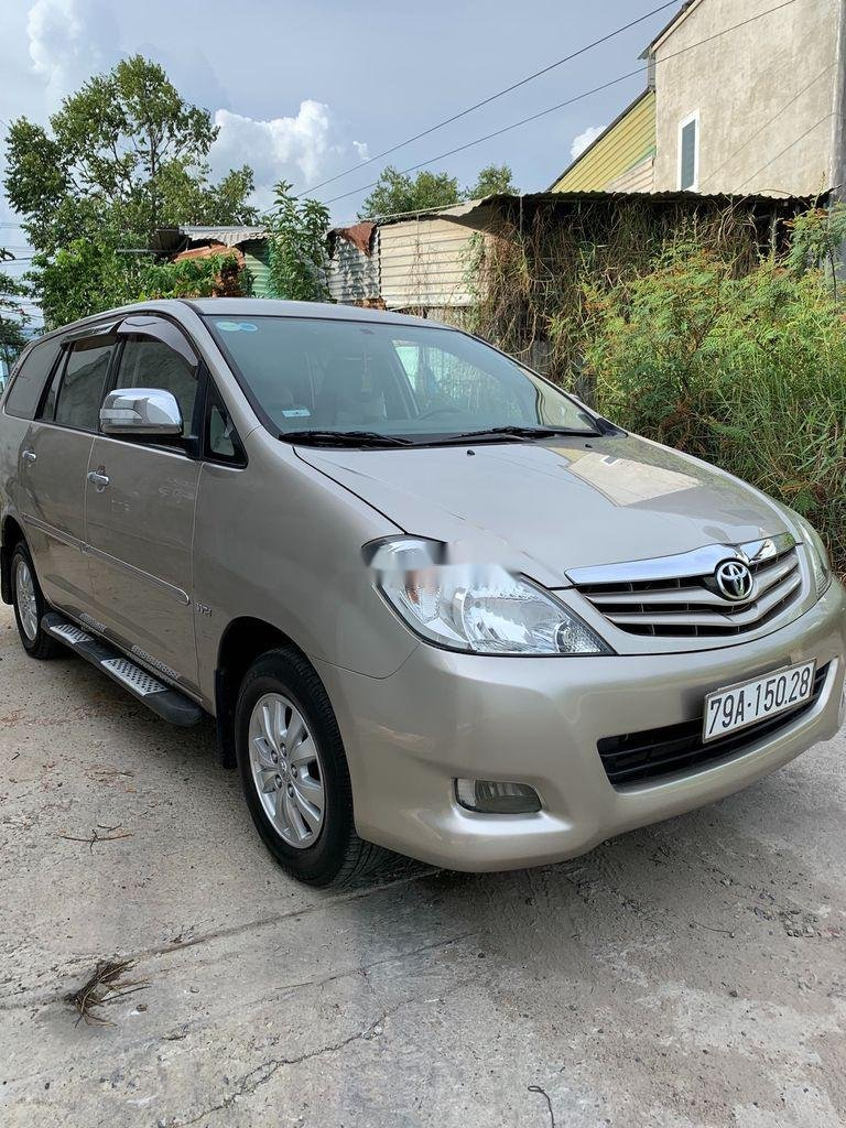 Bán Toyota Innova năm sản xuất 2010, chính chủ sử dụng (2)