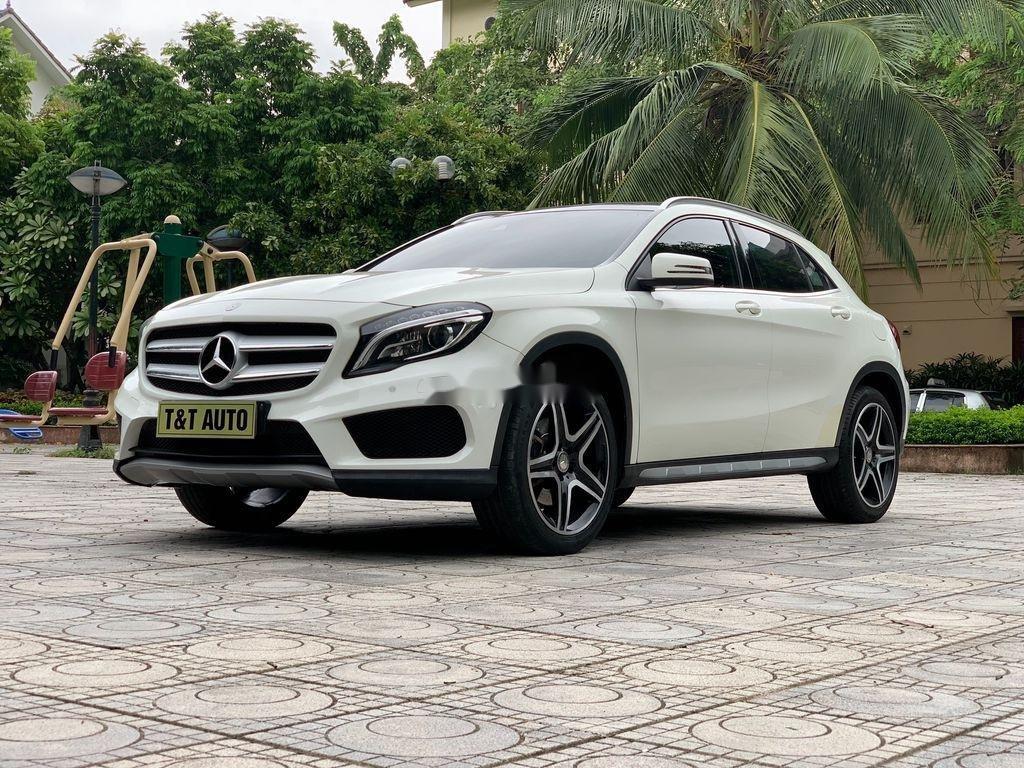 Bán Mercedes GLA 250 4matic sản xuất năm 2015, nhập khẩu nguyên chiếc (1)