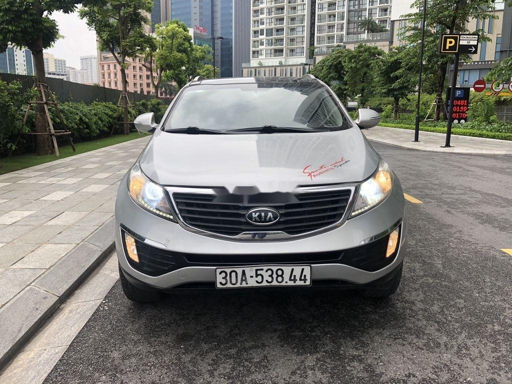 Cần bán xe Kia Sportage sản xuất 2011, nhập khẩu, chính chủ (2)