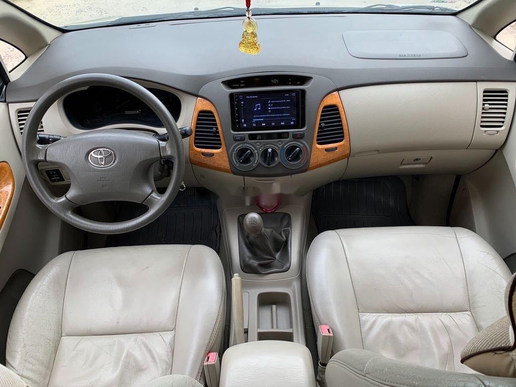 Bán Toyota Innova năm sản xuất 2010, chính chủ sử dụng (8)