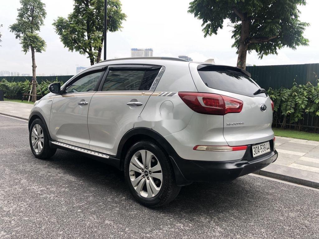 Cần bán xe Kia Sportage sản xuất 2011, nhập khẩu, chính chủ (3)