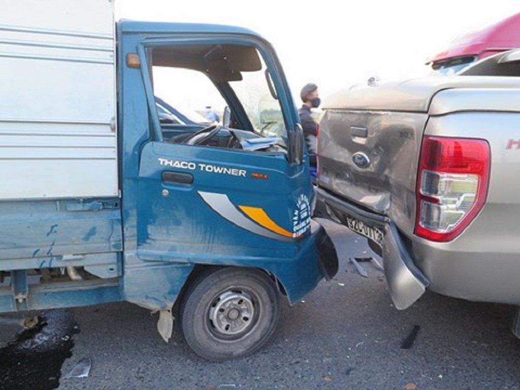 Không giữ đúng khoảng cách an toàn là nguyên nhân hàng đầu gây tai nạn giao thông.