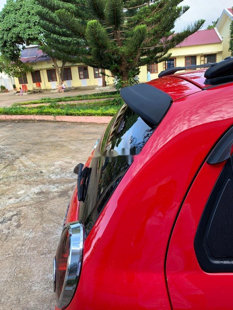Xe Chevrolet Spark đời 2014, màu đỏ còn mới (9)