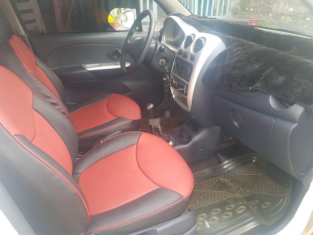 Cần bán Daewoo Matiz năm sản xuất 2005, màu trắng, số sàn (7)