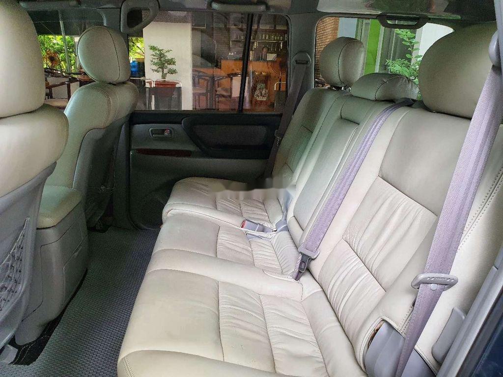 Bán Toyota Land Cruiser đời 2003, màu xanh lục, xe gia đình  (8)