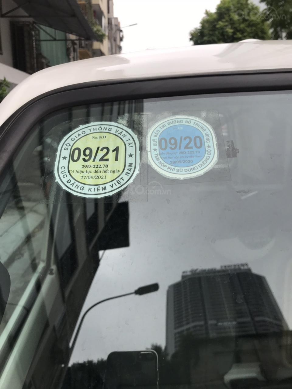 Cực hot Suzuki tải Van siêu lướt 2019 biển Hà Nội (5)