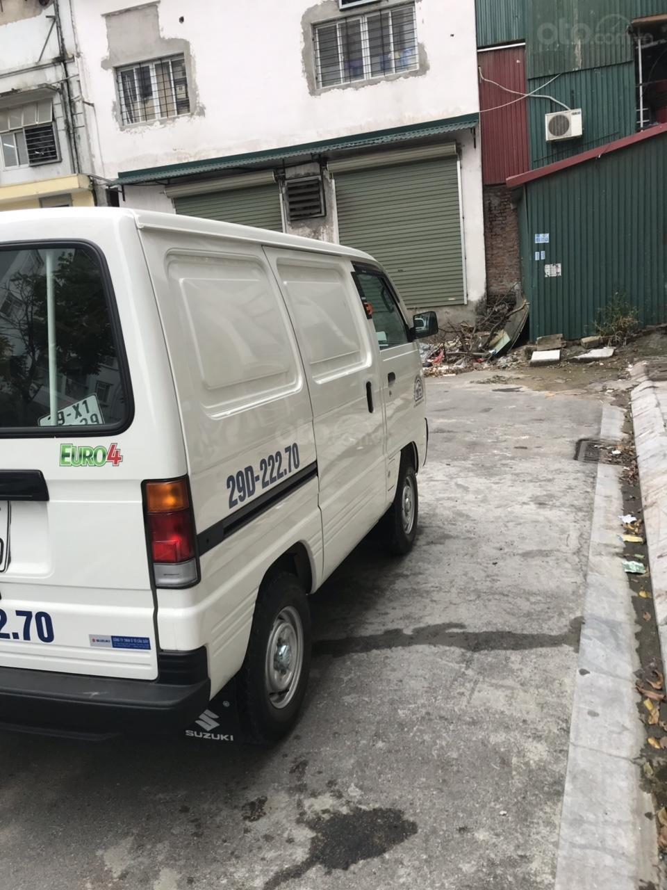 Cực hot Suzuki tải Van siêu lướt 2019 biển Hà Nội (6)