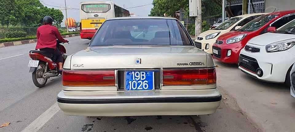 Bán ô tô Toyota Cressida 1993, nhập khẩu nguyên chiếc xe gia đình (2)