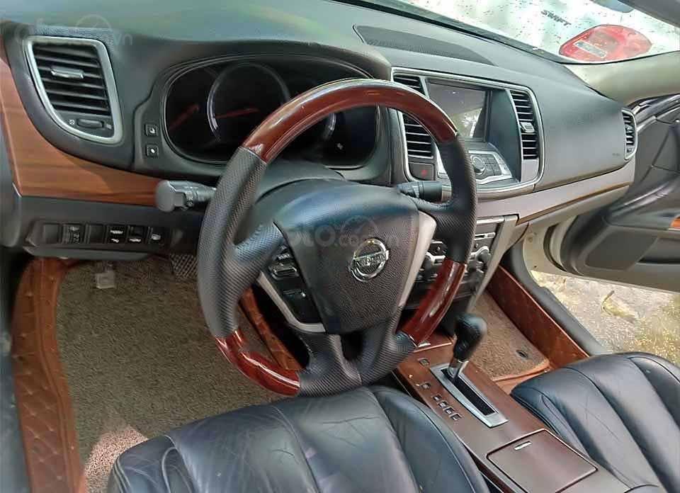 Bán Nissan Teana đời 2010, màu trắng, nhập khẩu nguyên chiếc (4)