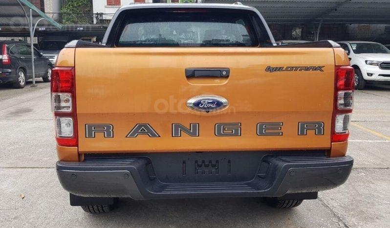 Xe Ford Ranger Wildtrak 2.0L 4x4 AT 2020, màu cam (2)