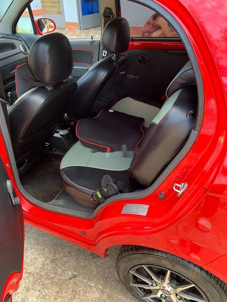 Xe Chevrolet Spark đời 2014, màu đỏ còn mới (8)