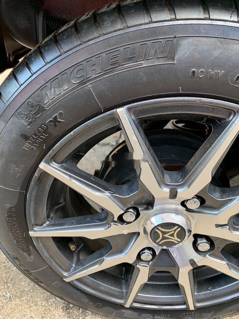 Xe Chevrolet Spark đời 2014, màu đỏ còn mới (5)
