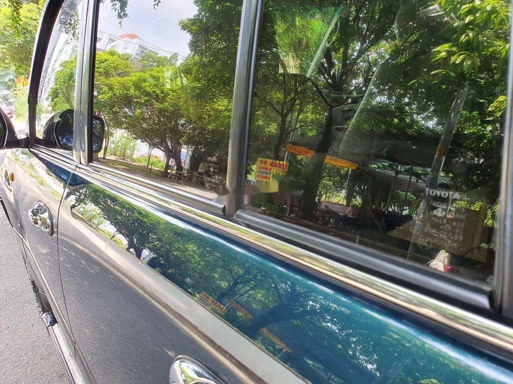Bán Toyota Land Cruiser đời 2003, màu xanh lục, xe gia đình  (5)