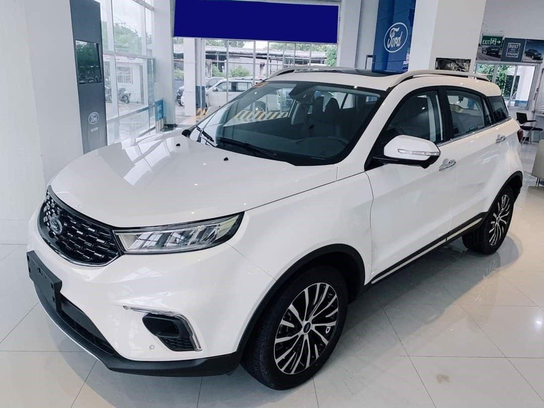 Giá xe Ford Territory 2021