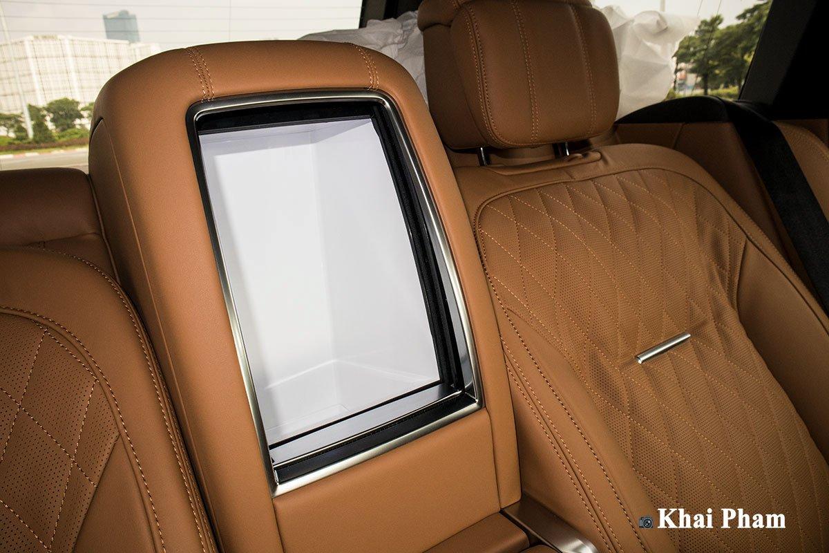 Ảnh Tủ lạnh xe Range Rover SVAutobiography 2020