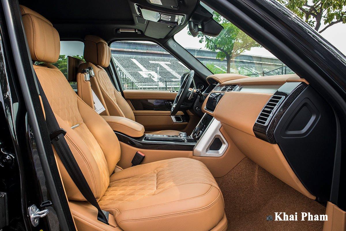 Ảnh Ghế phụ xe Range Rover SVAutobiography 2020