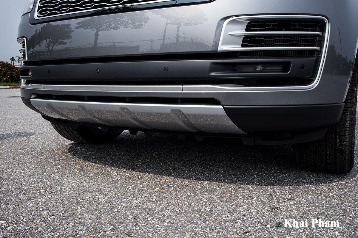 Ảnh Cản trước xe Range Rover SVAutobiography 2020