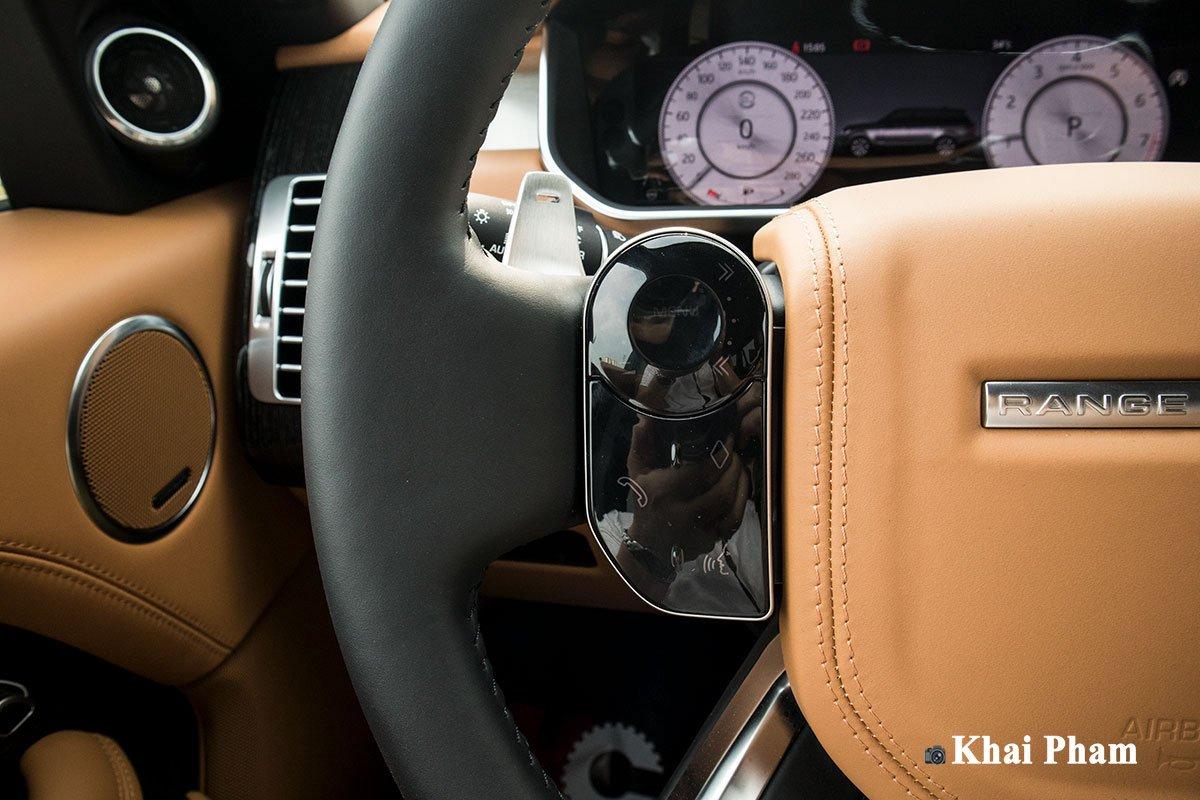 Ảnh Nút bấm xe Range Rover SVAutobiography 2020