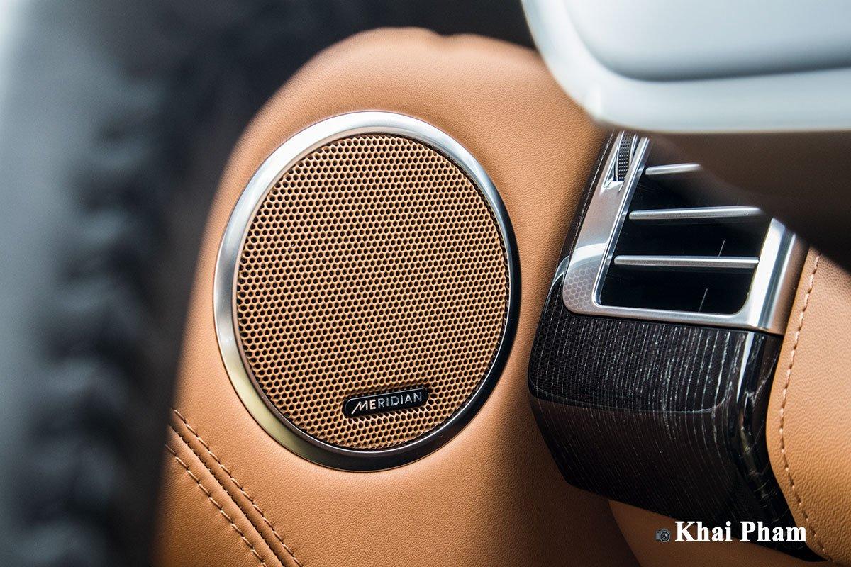 Ảnh Loa xe Range Rover SVAutobiography 2020