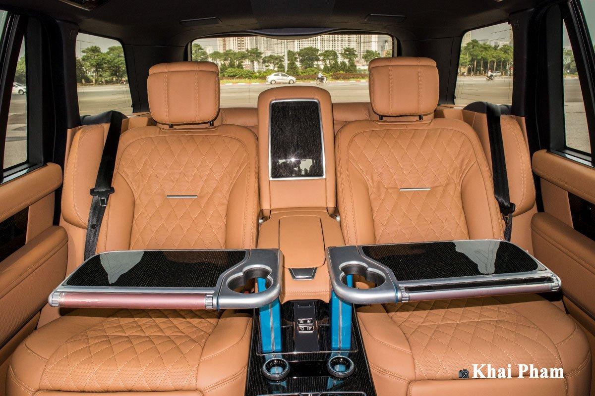 Ảnh Ghế sau xe Range Rover SVAutobiography 2020 a1