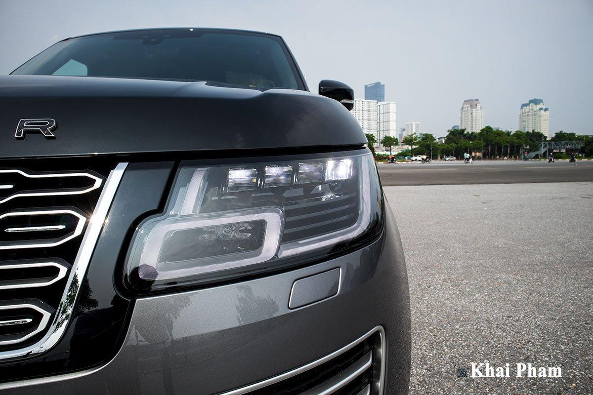 Ảnh Đèn pha xe Range Rover SVAutobiography 2020 a1