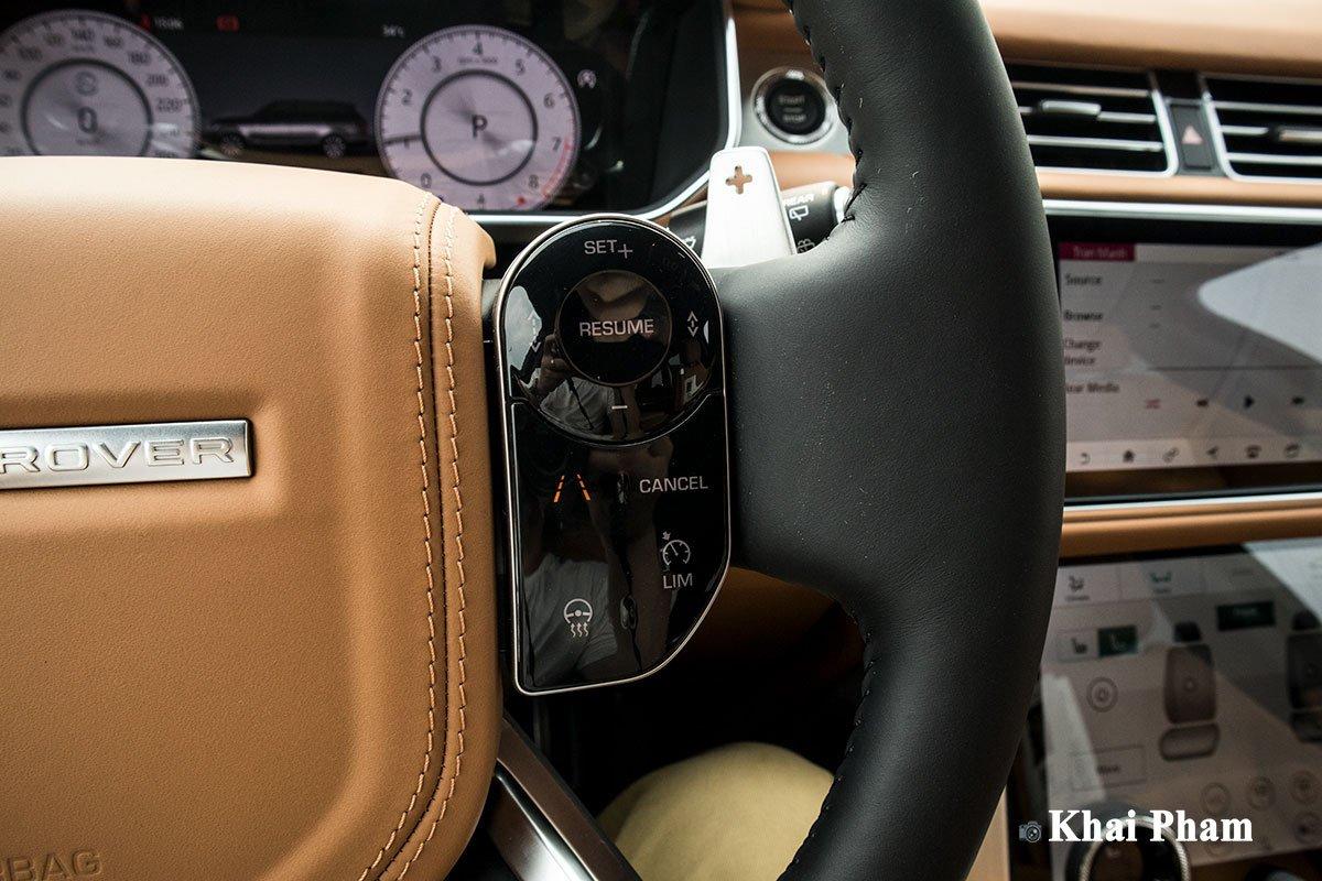 Ảnh Nút bấm xe Range Rover SVAutobiography 2020 a1
