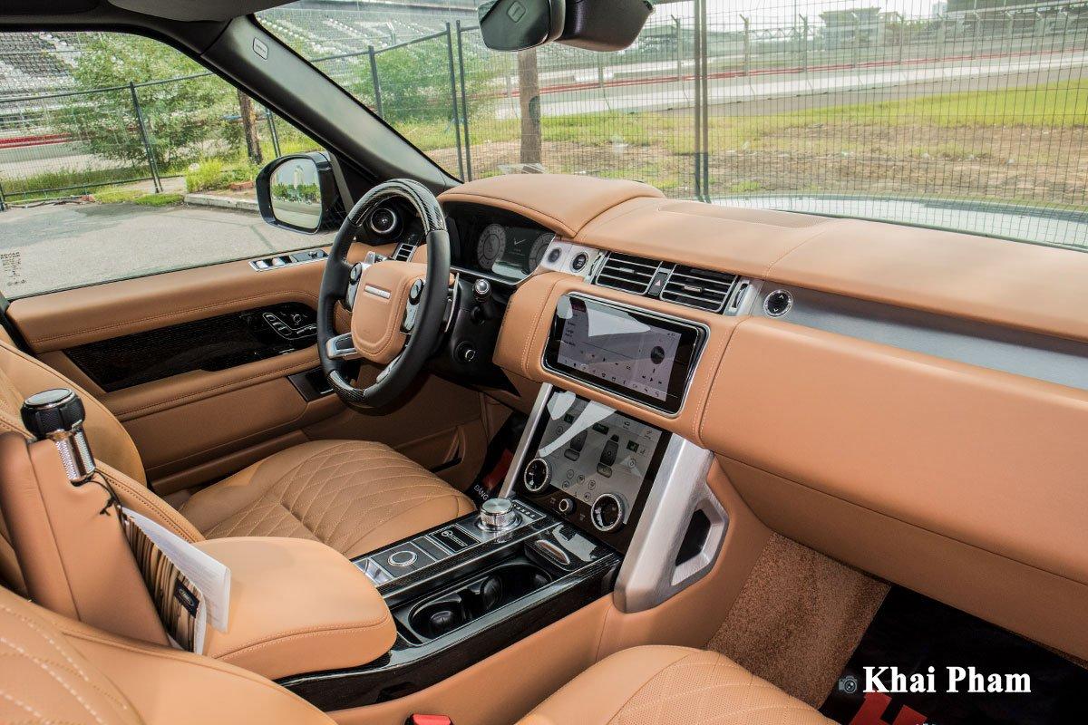 Ảnh Không gian xe Range Rover SVAutobiography 2020