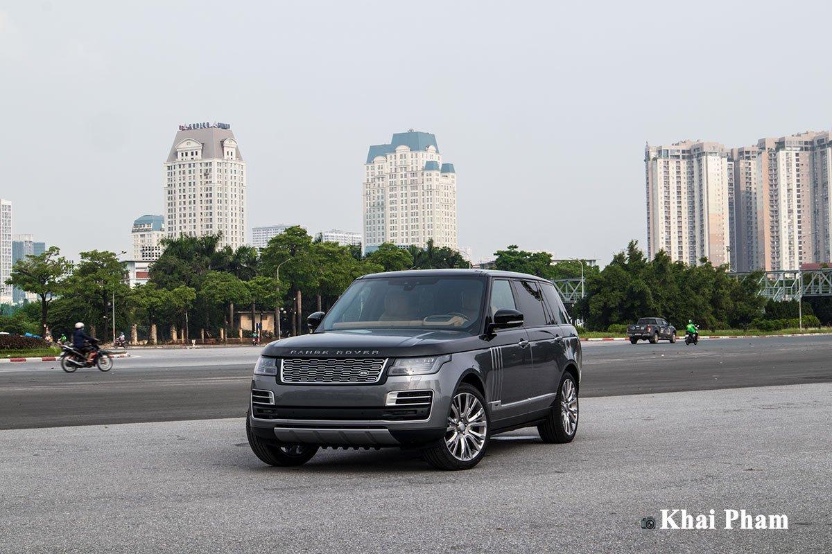 Ảnh xe Range Rover SVAutobiography 2020