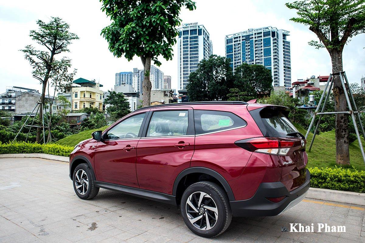 Ưu nhược điểm xe Toyota Rush 2020 7