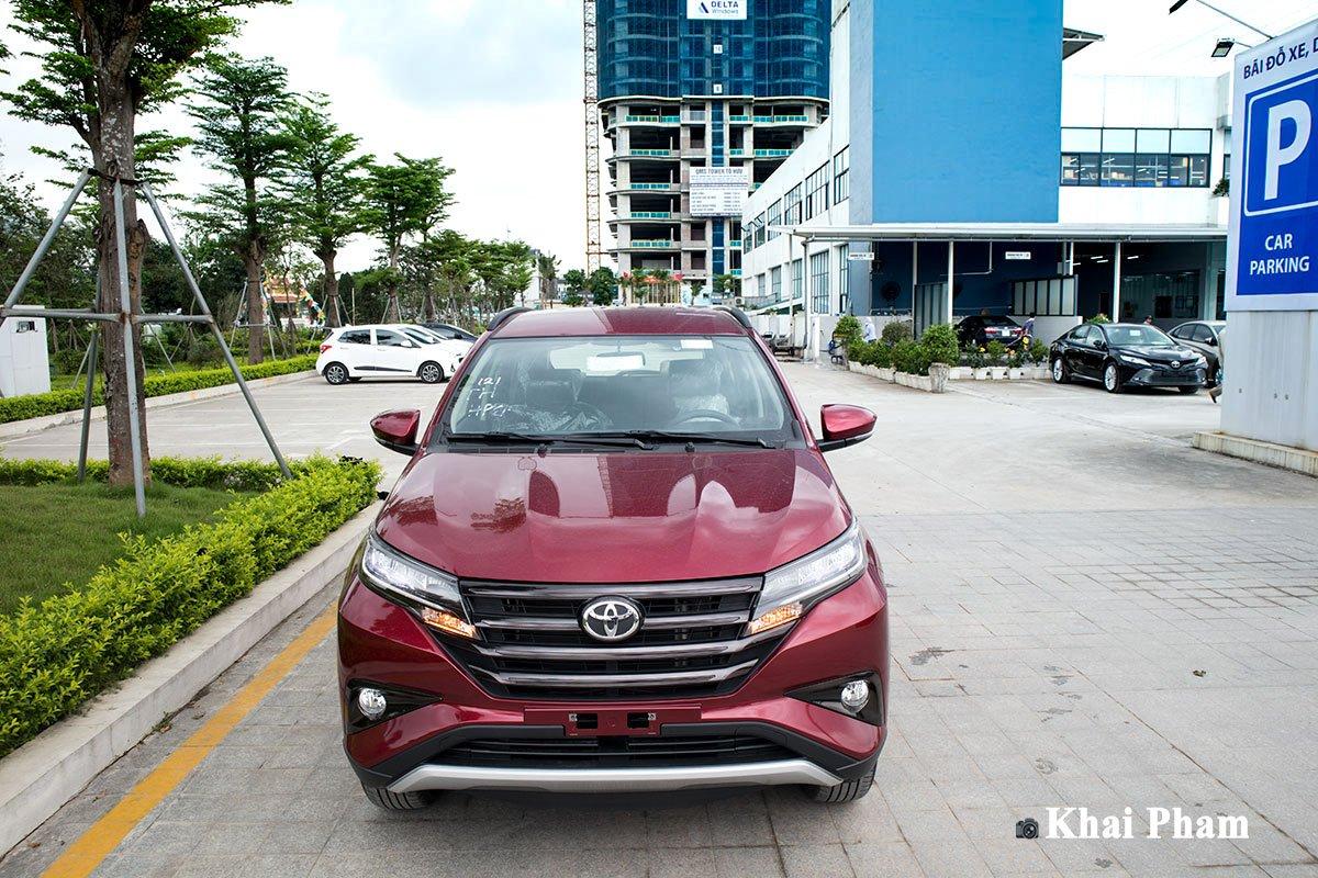 Ưu nhược điểm xe Toyota Rush 2020 4