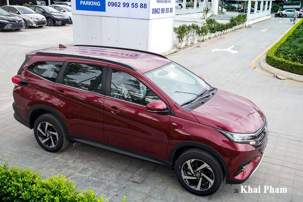 Ưu nhược điểm xe Toyota Rush 2020 a1