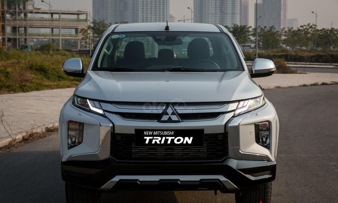 [Hot] Mitsubishi Triton 2020 giá tốt nhất Thái Nguyên, giảm tiền mặt, kèm KM khủng trả trước 150tr nhận ngay xe, đủ màu (5)