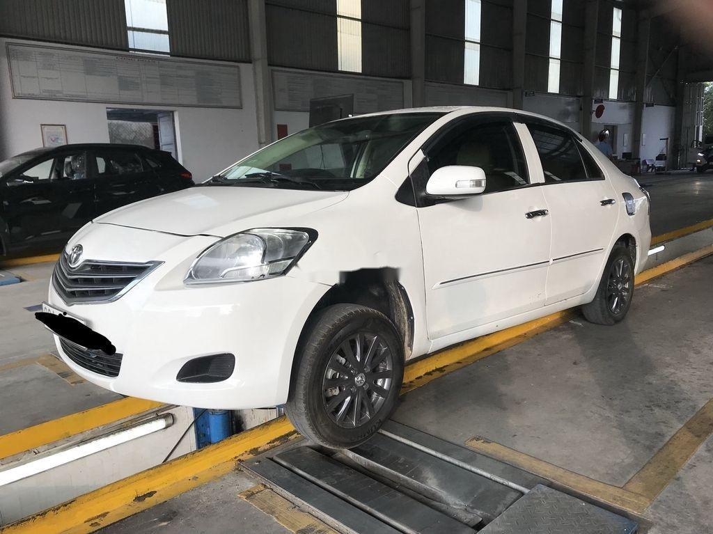 Cần bán Toyota Vios đời 2012, màu trắng, xe nhập, giá tốt (3)