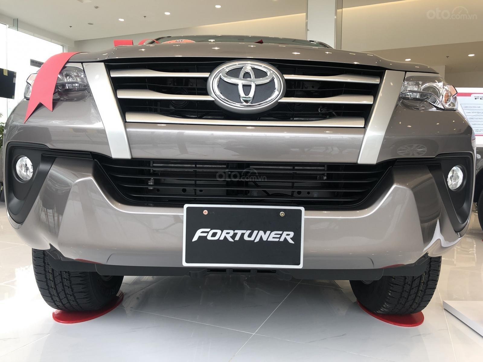 Tổng cộng có 190 xe Toyota Fortuner cần được kiểm tra hệ thống trợ lực phanh 1