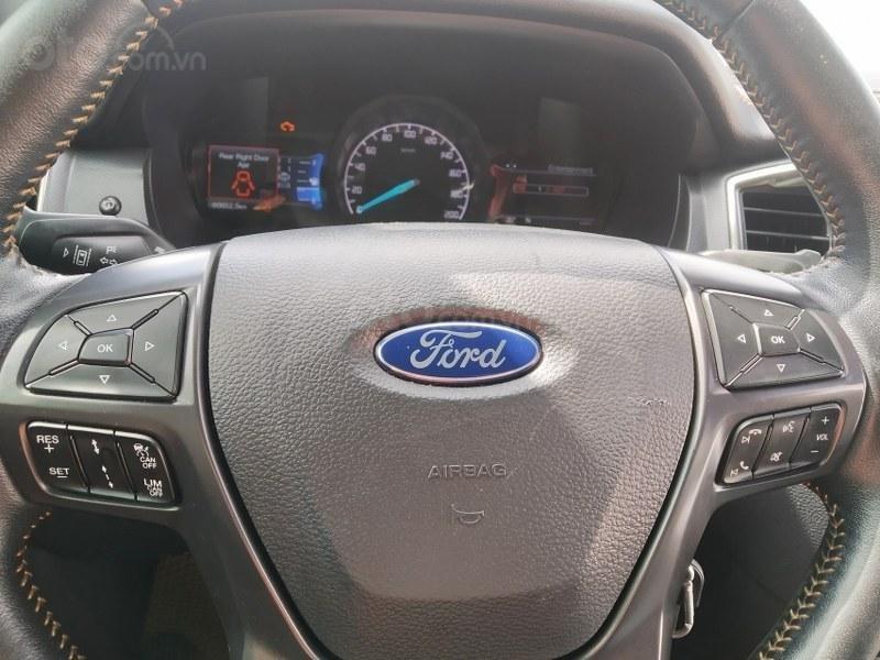 Xe Ford Ranger năm 2017, màu trắng, xe nhập (11)