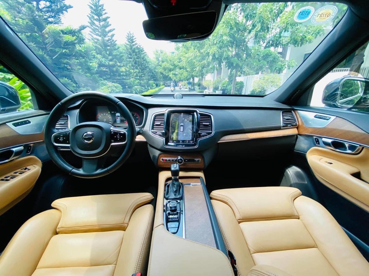 Bán ô tô Volvo XC90 2017 nhập khẩu Thuỵ Điển (5)