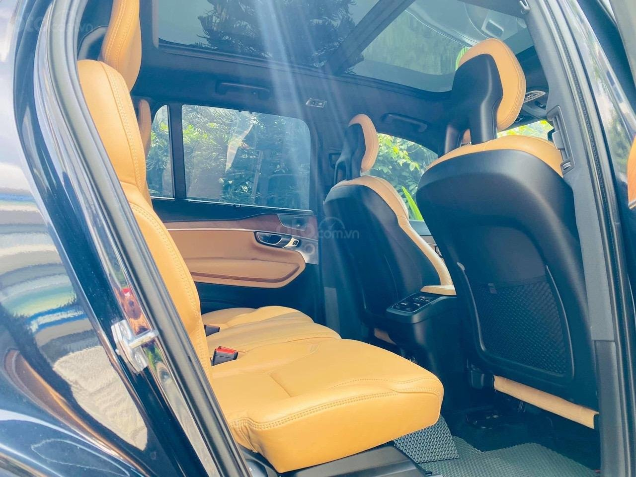 Bán ô tô Volvo XC90 2017 nhập khẩu Thuỵ Điển (6)