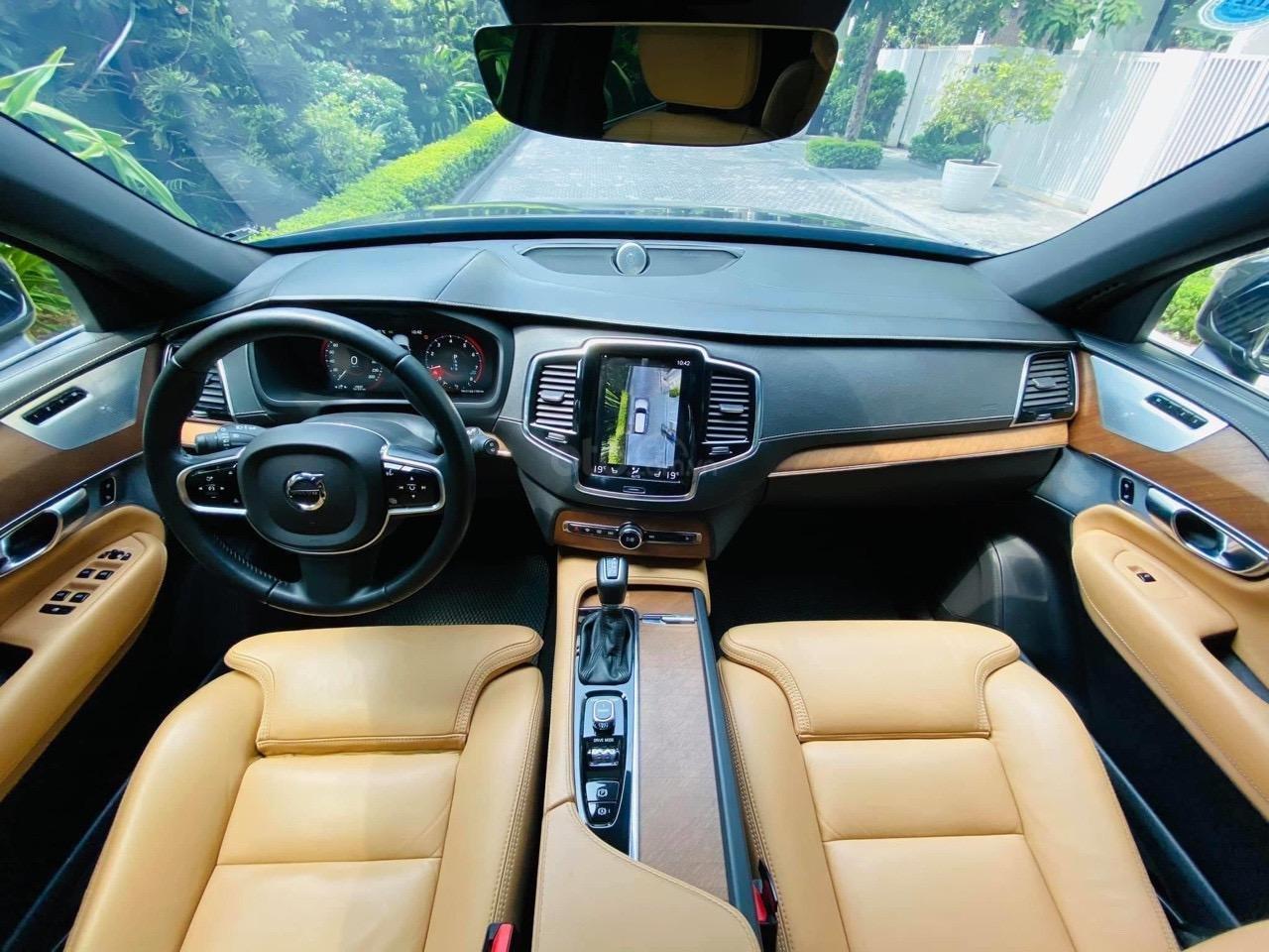 Bán ô tô Volvo XC90 2017 nhập khẩu Thuỵ Điển (8)