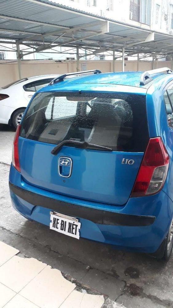 Cần bán xe Hyundai Grand i10 sản xuất năm 2008, xe nhập (2)