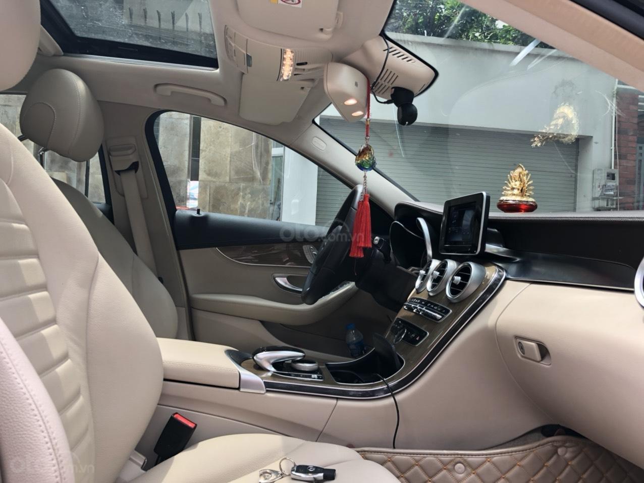 Cần bán nhanh xe Mercedes C250 Exclusive sản xuất năm 2015, xe đẹp nguyên bản (2)