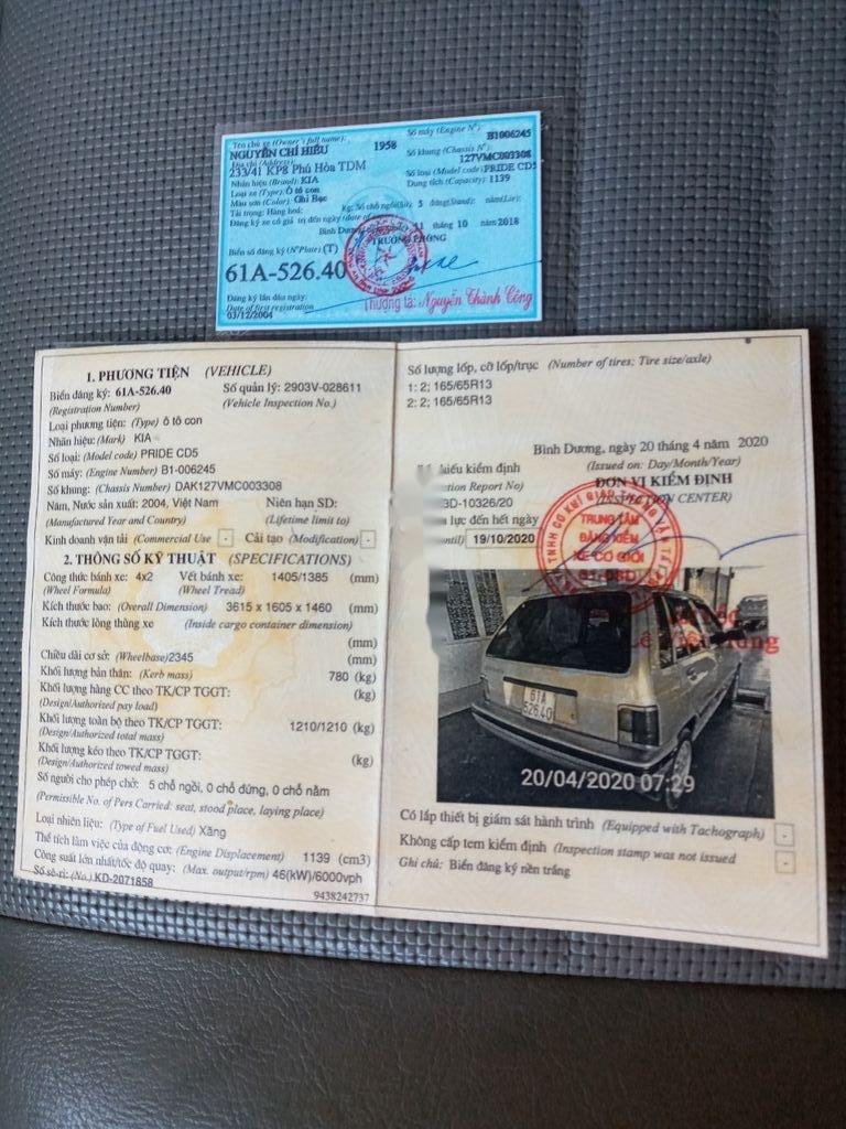 Bán Kia CD5 sản xuất năm 2004 còn mới (5)