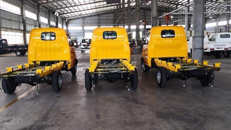 Xe tải Dongben SRM 930kg thùng kín, đời 2020 (4)