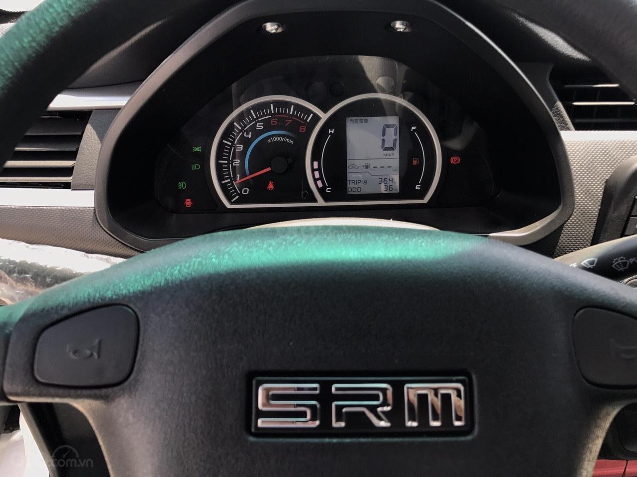 Xe tải Dongben SRM 930kg thùng kín, đời 2020 (5)