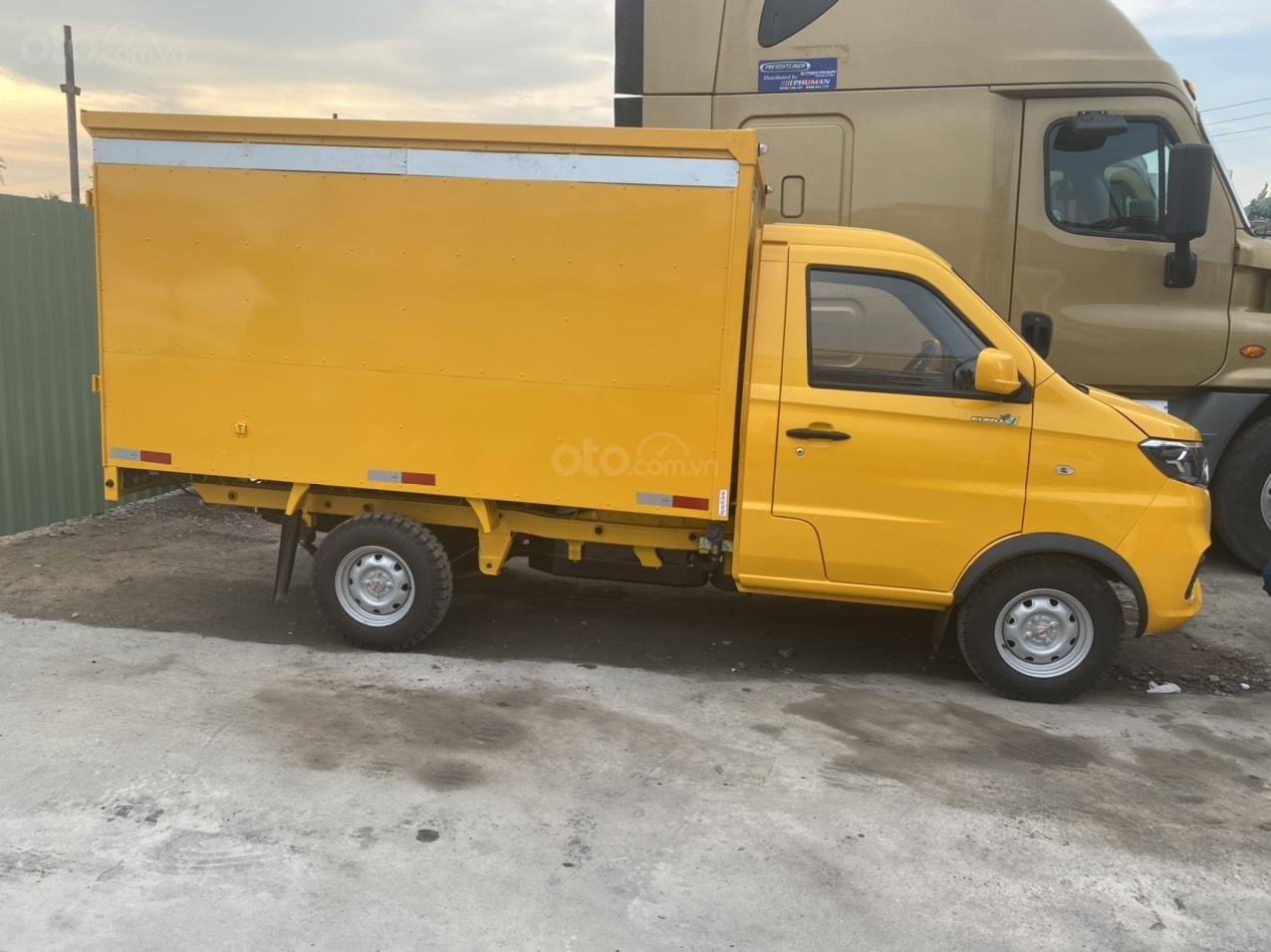 Xe tải Dongben SRM 930kg thùng kín, đời 2020 (7)