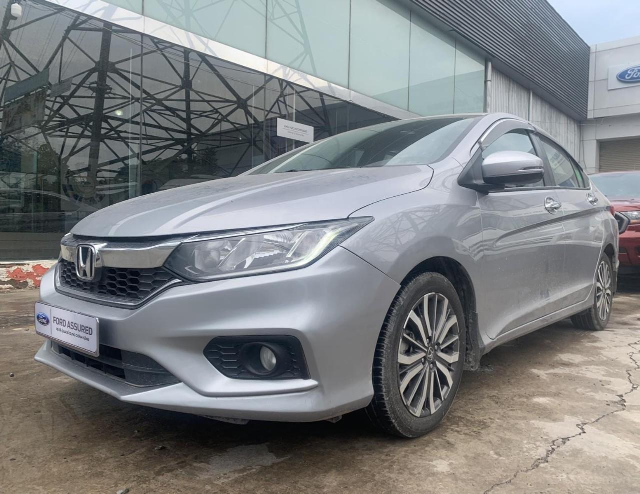 Honda City 1.5 CVT 2018 tự động, bảo hành chính hãng (2)