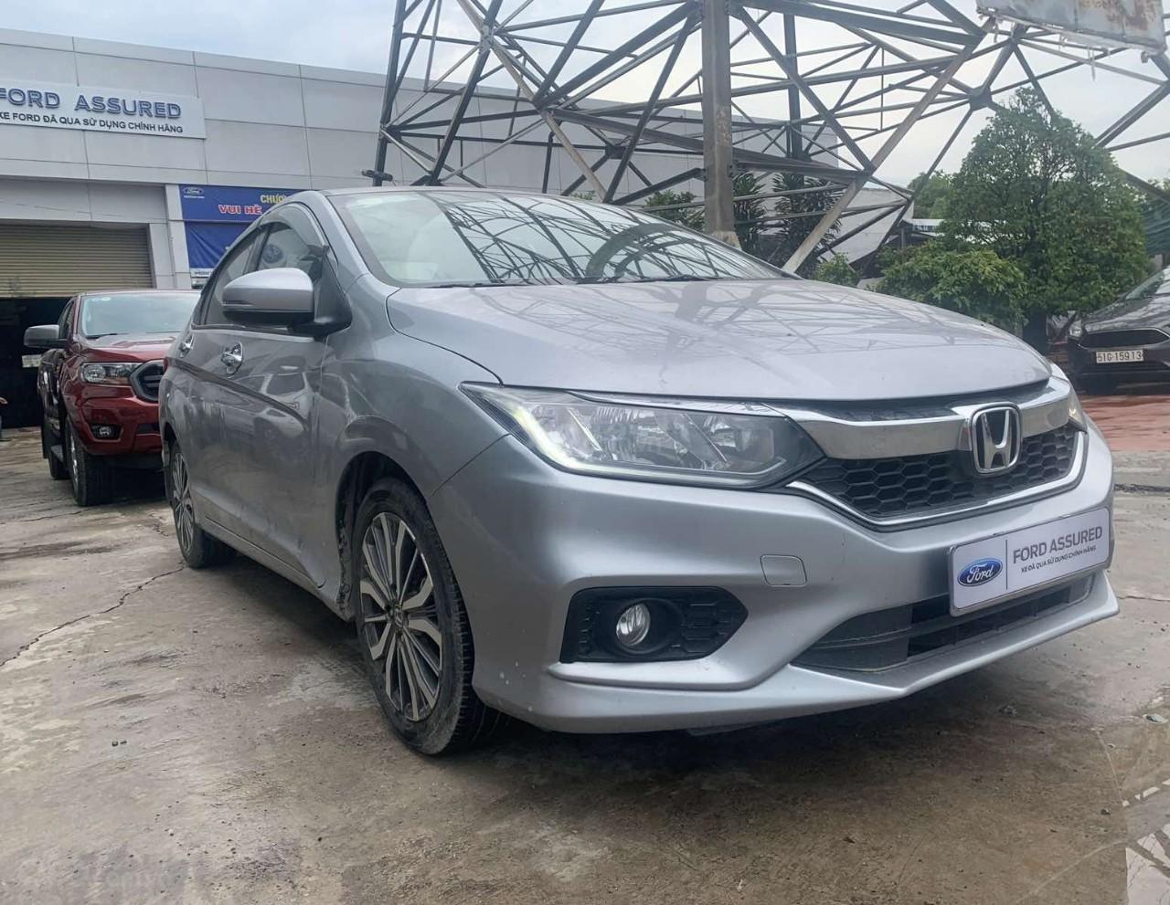 Honda City 1.5 CVT 2018 tự động, bảo hành chính hãng (3)
