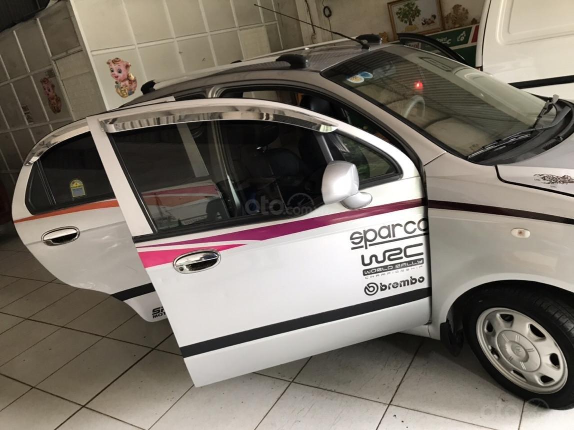 Chính chủ cần bán Daewoo Matiz 2007 màu trắng, giá chỉ 110tr (4)