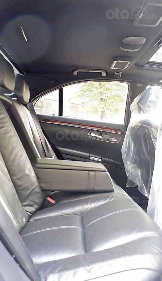 Bán ô tô Mercedes S350 sản xuất năm 2005, màu đen, nhập khẩu  (5)